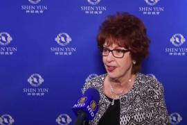Зрительница о Shen Yun: «Я наслаждалась каждой секундой»