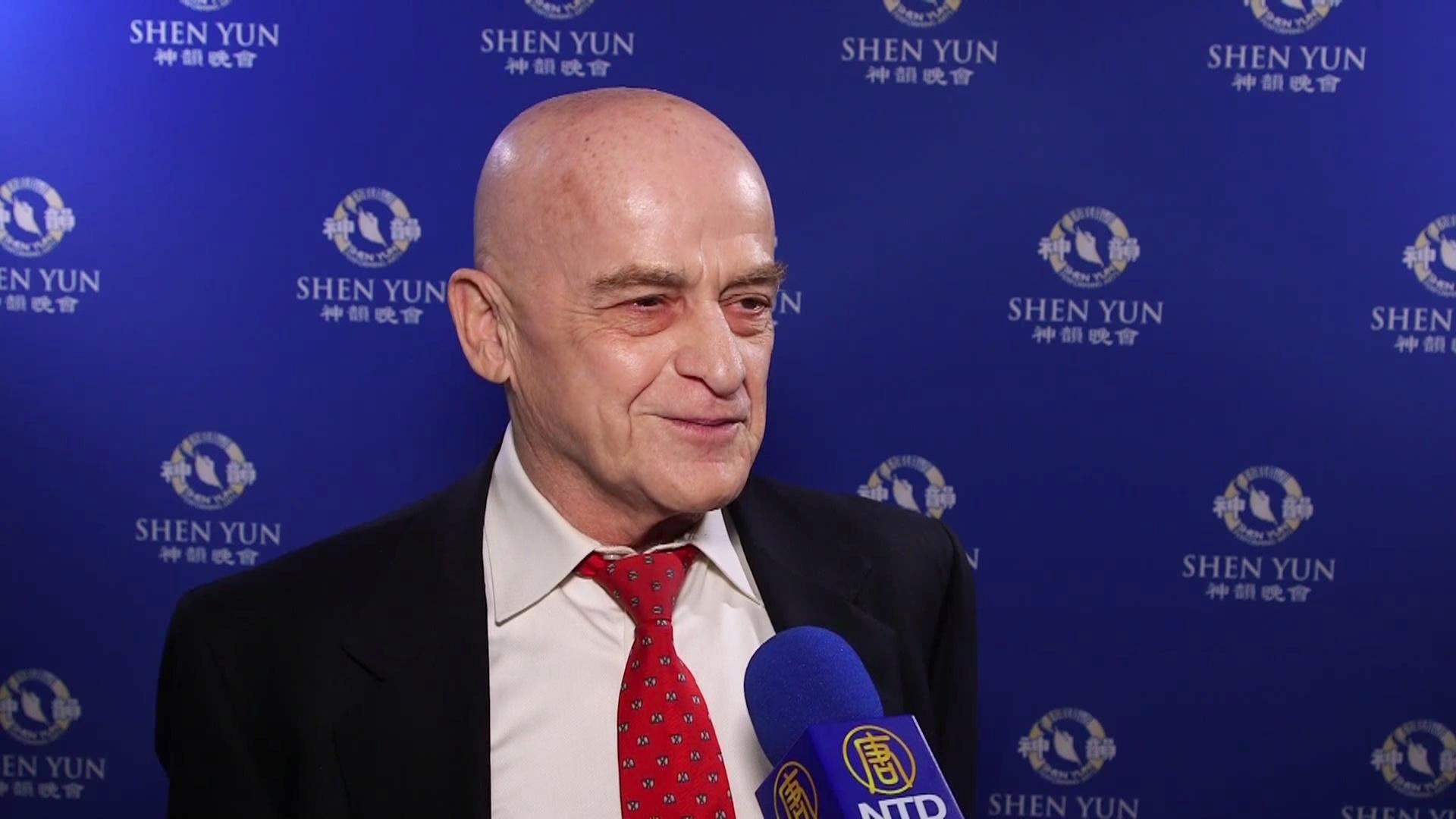 «Shen Yun – это бессмертная классика»