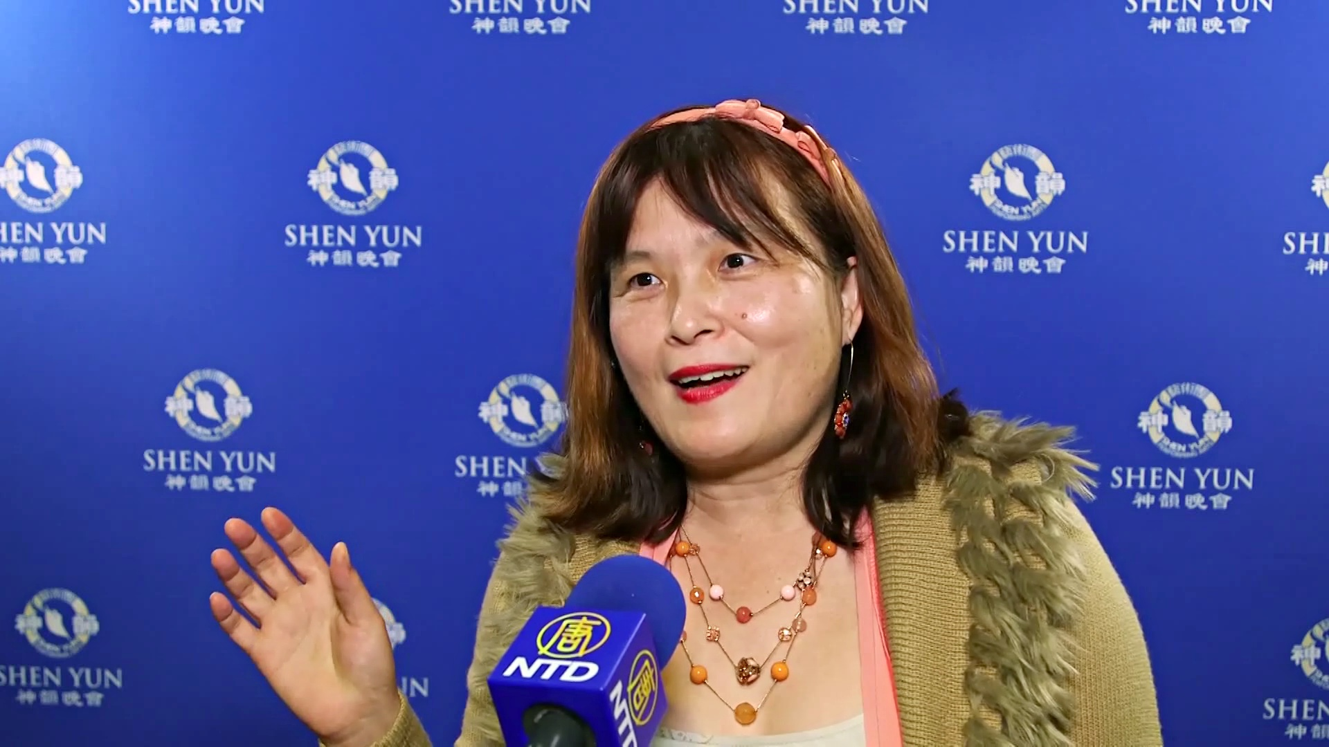 Зрительница о концерте Shen Yun: «Я увидела Небеса на Земле»