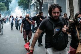 Всеобщая забастовка в Бразилии впервые за 20 лет