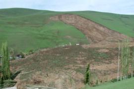 Оползень в Кыргызстане: не менее 25 погибших