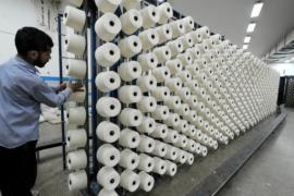 Пакистанская текстильная отрасль расширяет ассортимент