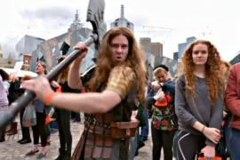Парад рыжеволосых прошёл в Австралии