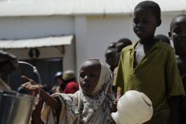 Острое недоедание угрожает почти 1,5 млн детей в Сомали