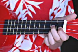 В игре на гавайской гитаре состязались в Австралии