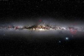 В Малое Магелланово Облако заглянули сквозь межзвёздную пыль