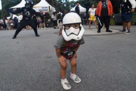 В Сингапуре празднуют 40-летие «Звёздных войн»