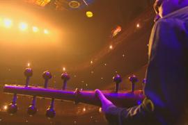 Беженцы-музыканты дают благотворительные концерты