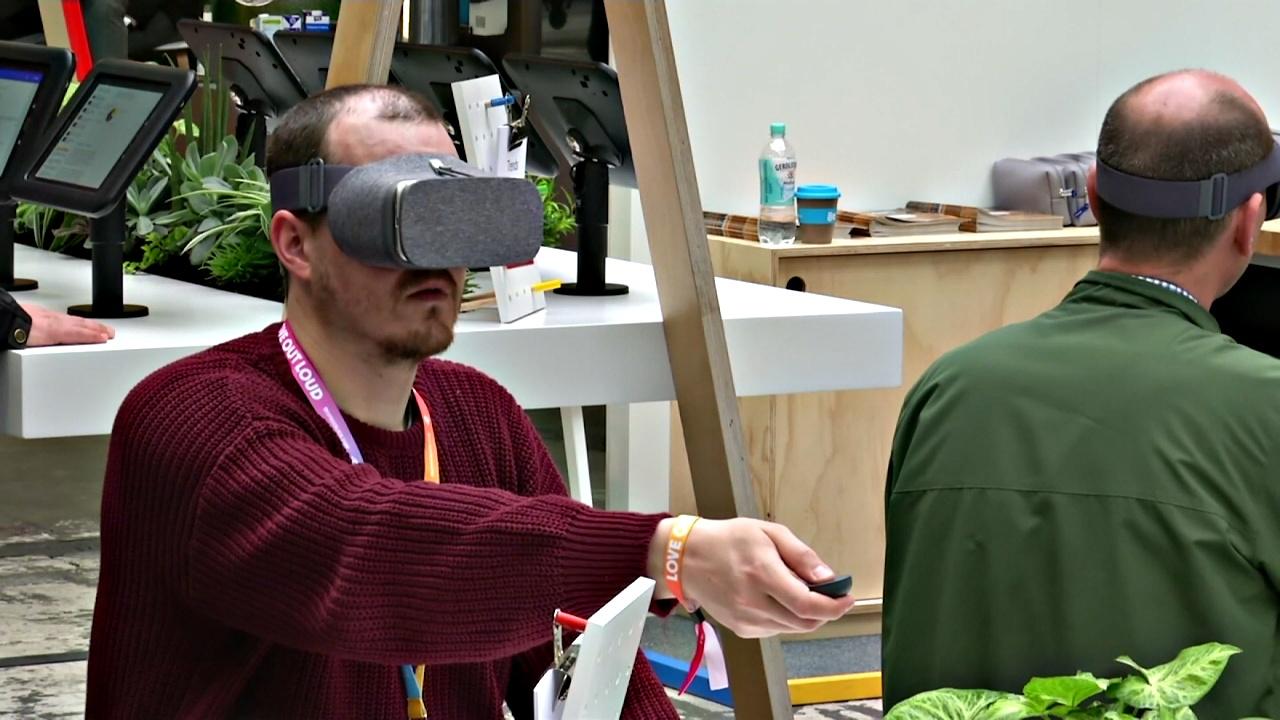 Фестиваль цифровой культуры Re:publica проходит в Берлине