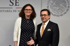 ЕС и Мексика хотят расширить зону свободной торговли