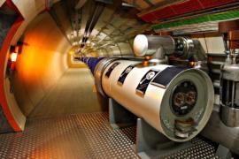 Новый ускоритель ионов сделает Адронный коллайдер производительнее