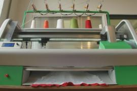 Вязальная 3D-машина создает одежду за пару часов