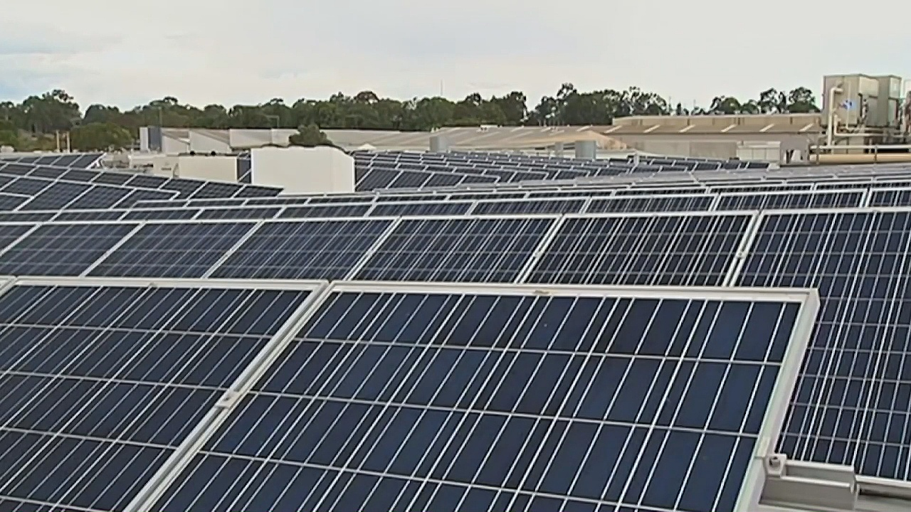 Пекарня с собственной солнечной электростанцией работает в Австралии