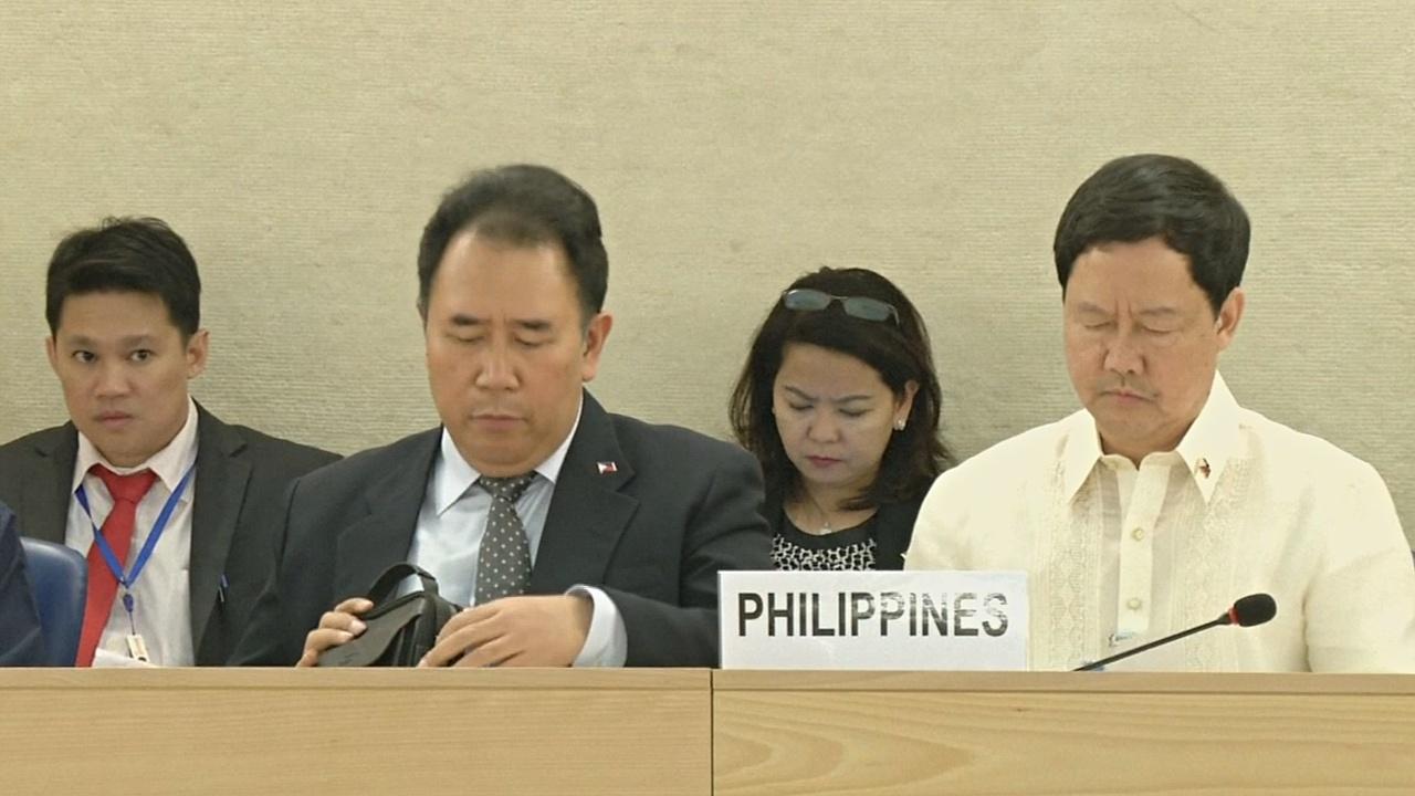 ООН призвала Филиппины остановить внесудебные убийства