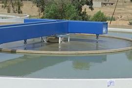 В Мосуле отремонтировали первую водоочистную станцию