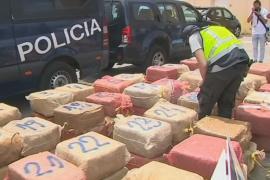 В море изъяли тонны кокаина, которые везли в Испанию