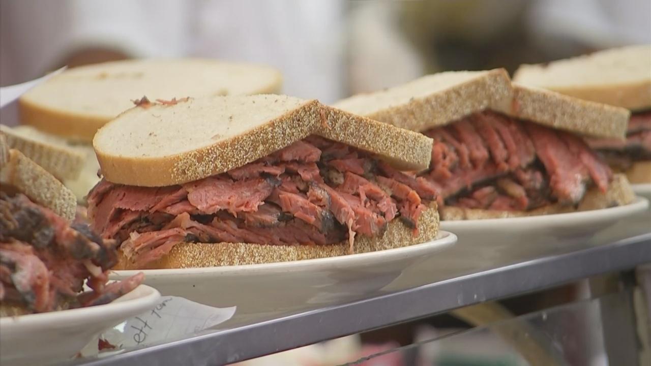 Старинная нью-йоркская закусочная будет доставлять еду за рубеж