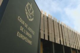 Европейский суд: утверждать свободную торговлю с ЕС должны страны-члены
