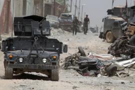 ИГИЛ выбили из ещё одного района западного Мосула
