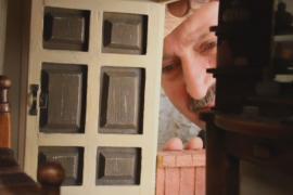 Ливанец делает миниатюрные дома с предметами интерьера