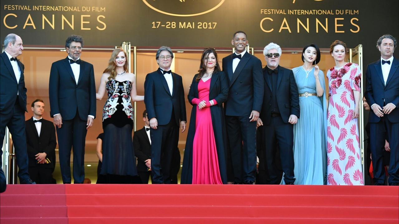 В Каннах открылся юбилейный кинофестиваль