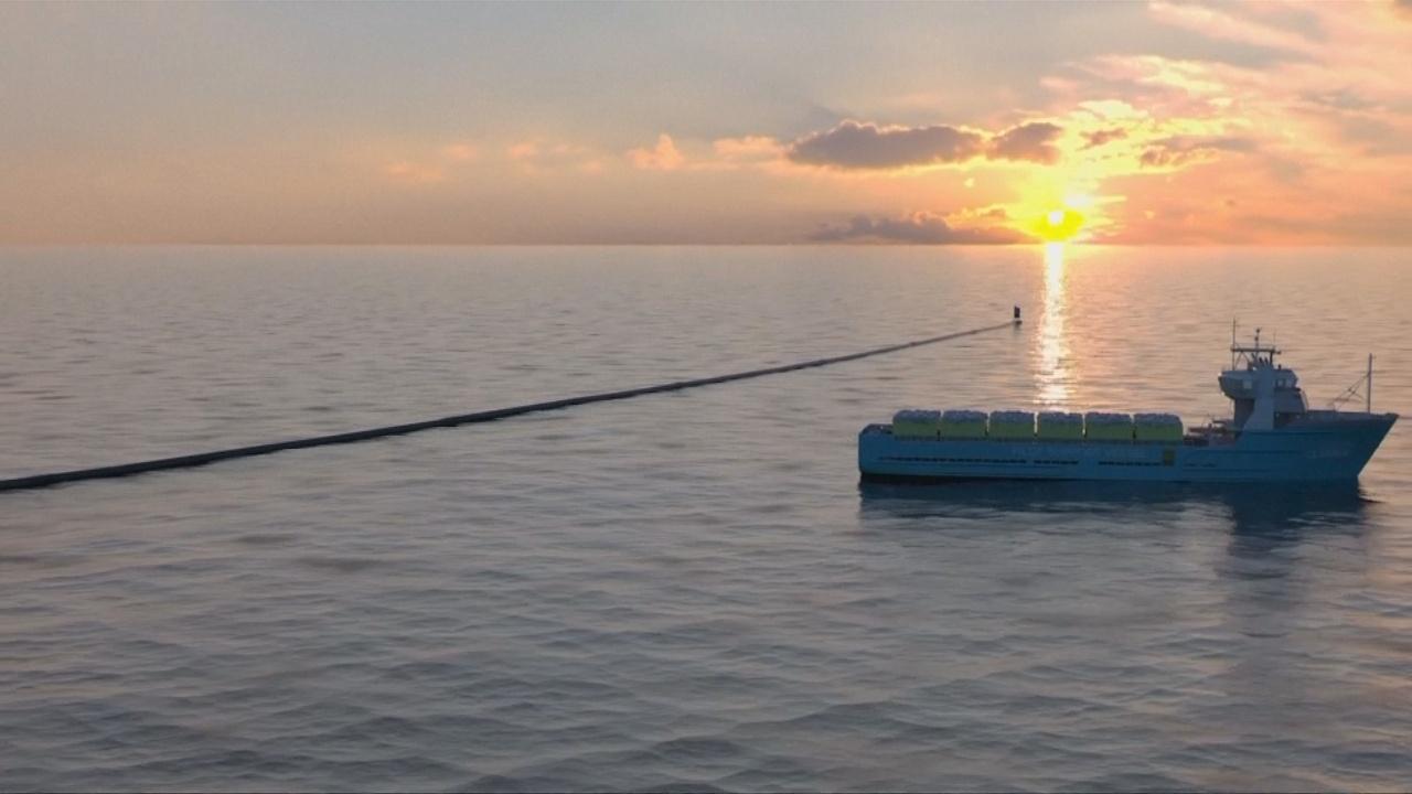 Энтузиаст готов наполовину очистить Тихий океан от мусора за пять лет