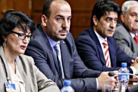 Сирийская оппозиция встретилась со спецпосланником ООН в Женеве