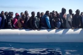2300 мигрантов спасли в Средиземном море за день