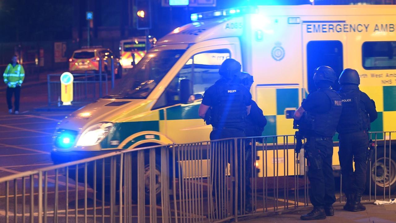 22 погибших в результате взрыва на концерте в Манчестере