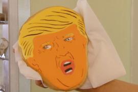 Печенье с лицом Трампа – лидер продаж в Нью-йоркском магазине
