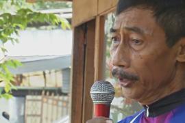 Передвижной кинотеатр и караоке избавляют от депрессии в Индонезии