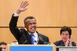 Главой ВОЗ выбрали эфиопа