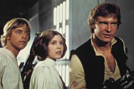 25 мая «Звёздным войнам» исполнилось 40 лет