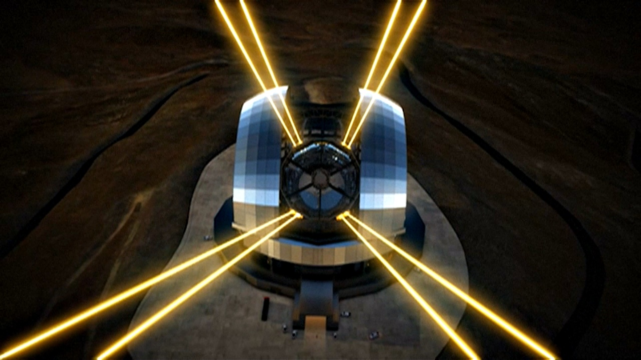 В Атакаме построят сверхгигантский оптический телескоп