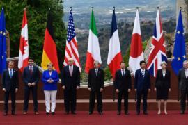 Сицилия: итоги саммита «Группы семи»