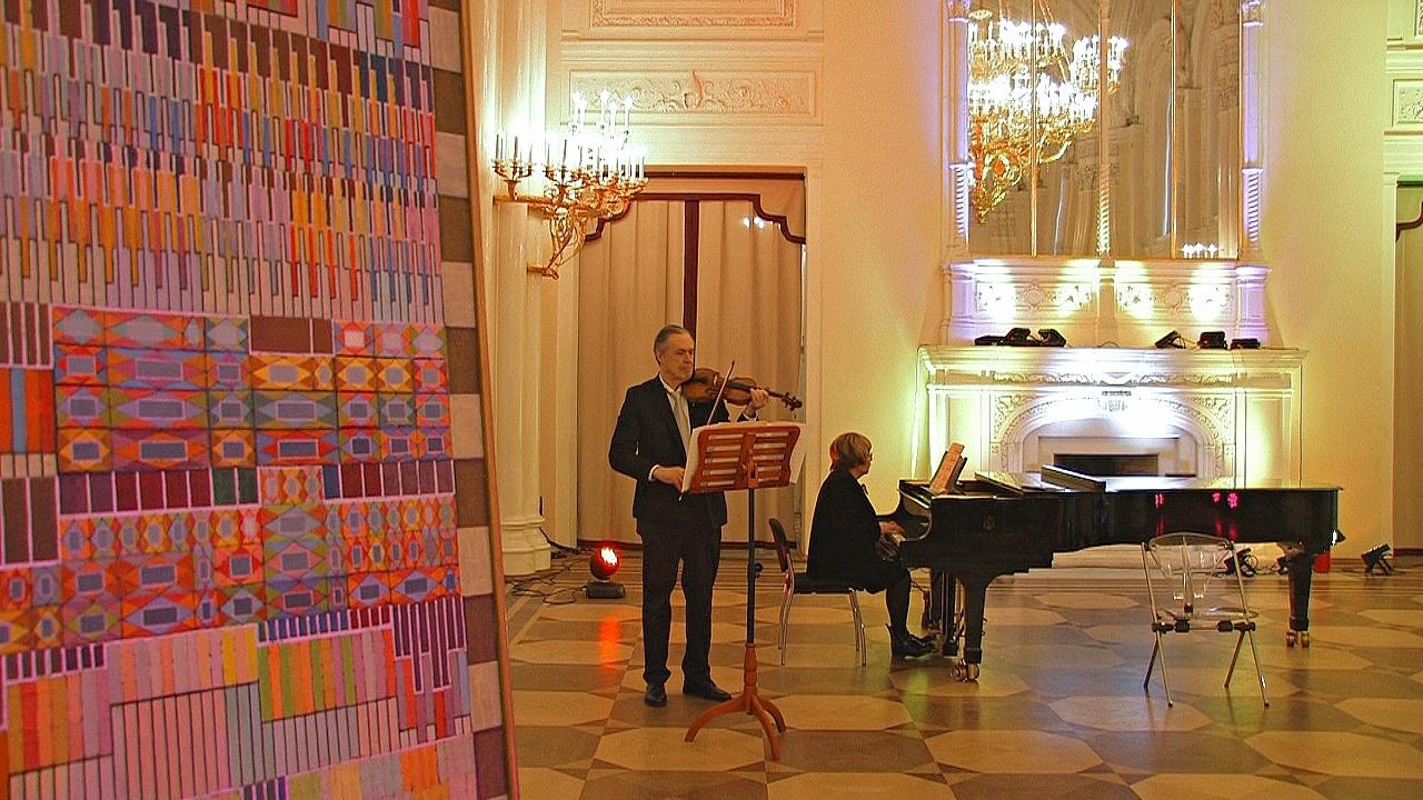 Российский композитор впервые объединил музыку и цвет