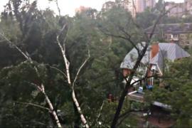 Москва восстанавливается после смертоносного урагана