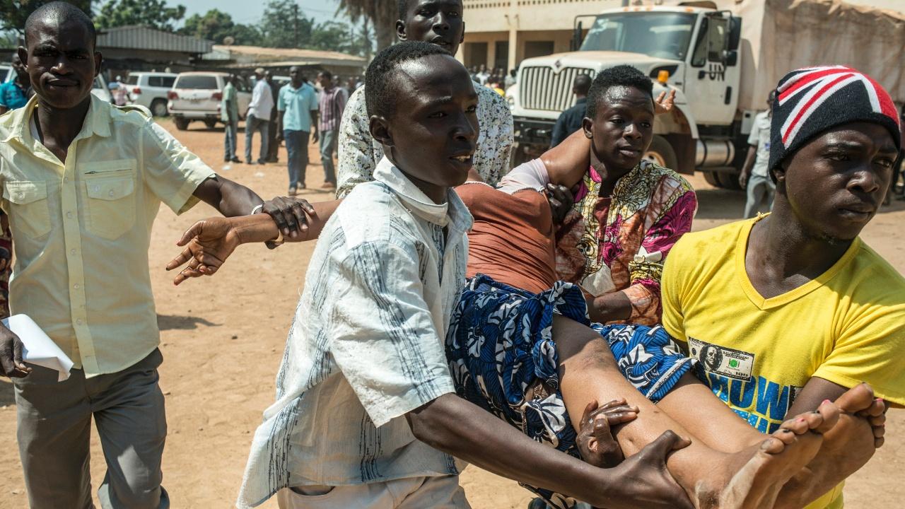 Отчёт ООН: в ЦАР совершают преступления против человечности