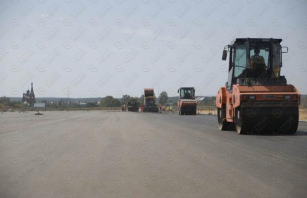 Асфальтирование дорог и территорий в Калуге