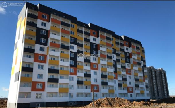 «Веснушки» в Калуге, новый жилой комплекс