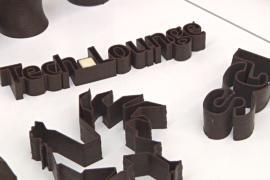 3D-принтер даёт свободу творчеству бельгийских шоколатье