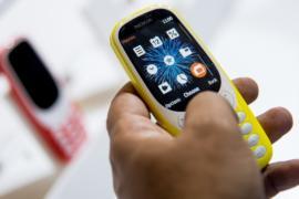 Начались продажи обновлённой Nokia 3310