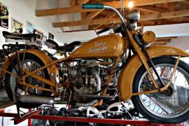 Серб создал частный музей ретро-мотоциклов