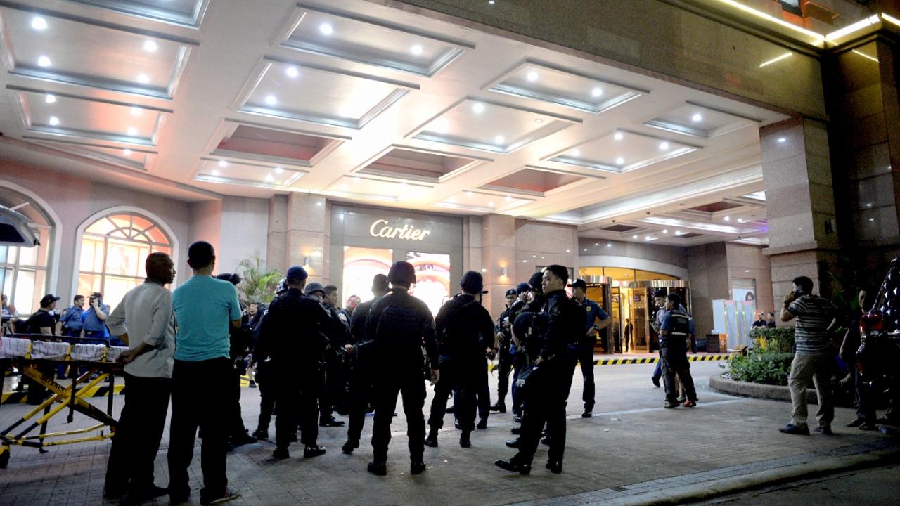 Нападение на казино в Маниле: 36 погибших