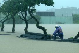 Наводнения на Тайване: не менее 4 погибших