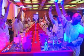 Мексиканские бармены сделали рекордное число «джин-тоников»