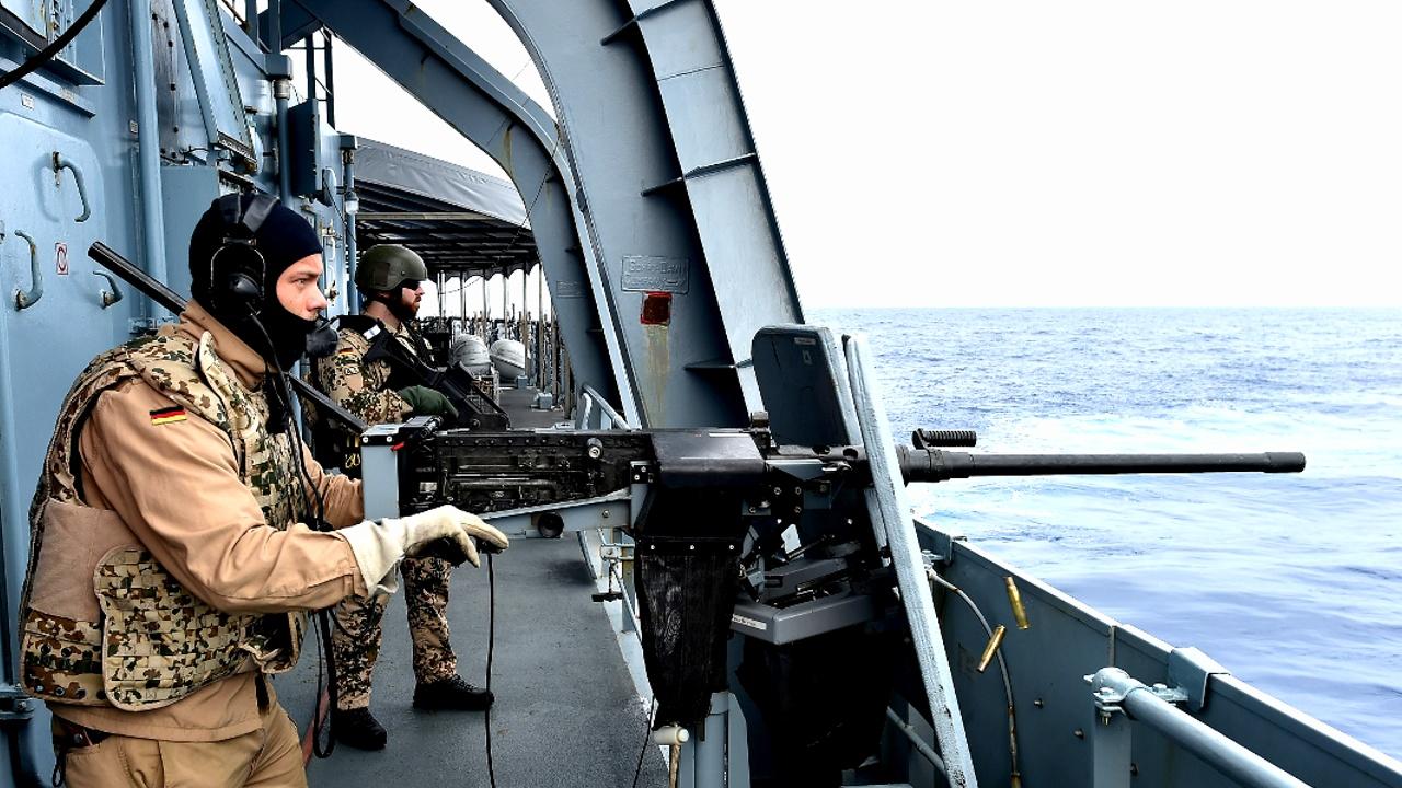 Еврокомиссия увеличит финансирование военного фонда ЕС