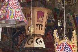 Фонарики для Рамадана в Египте теперь не китайские, а местные