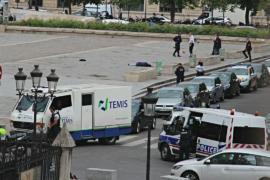 Нападавший в Париже выкрикивал: «Это — за Сирию!»