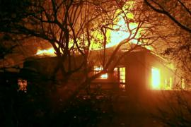 Пожары в ЮАР: 4 погибших, 10 тысяч эвакуированных